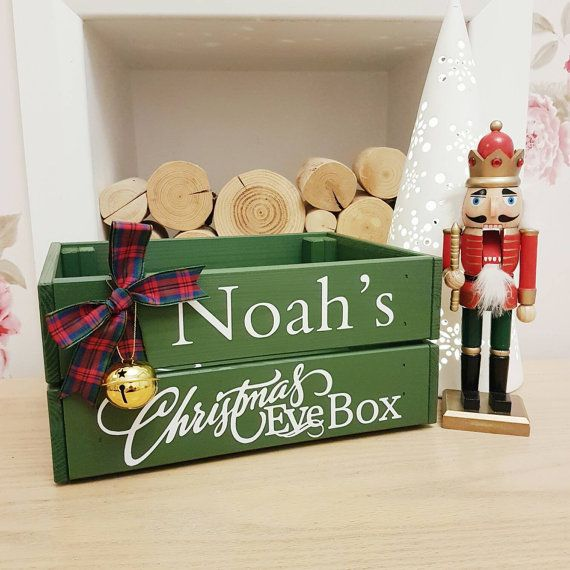 Christmas Eve Crate.Beautiful Christmas Eve Boxes Available For 2016 Gifts Shown