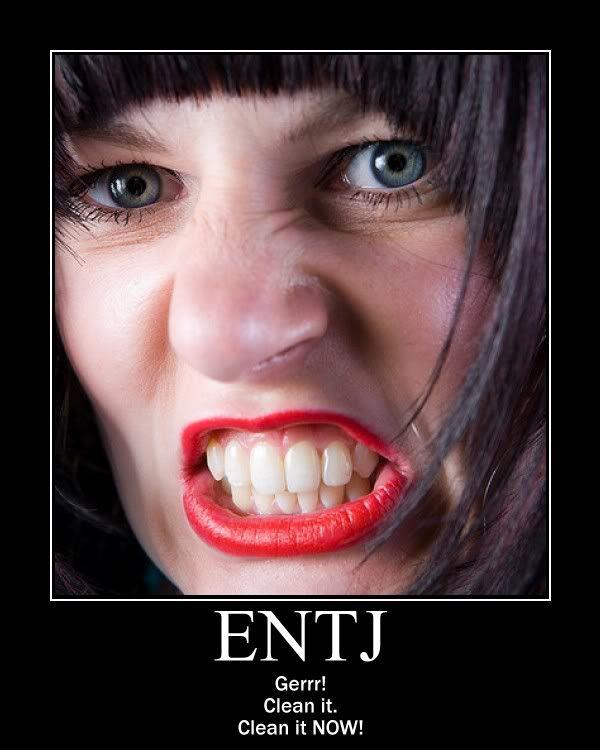 dating entj woman