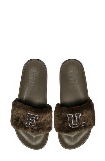 dc3e2e931aa3 PUMA BY RIHANNA LEAD CAT SLIDE SANDALS.  puma  shoes