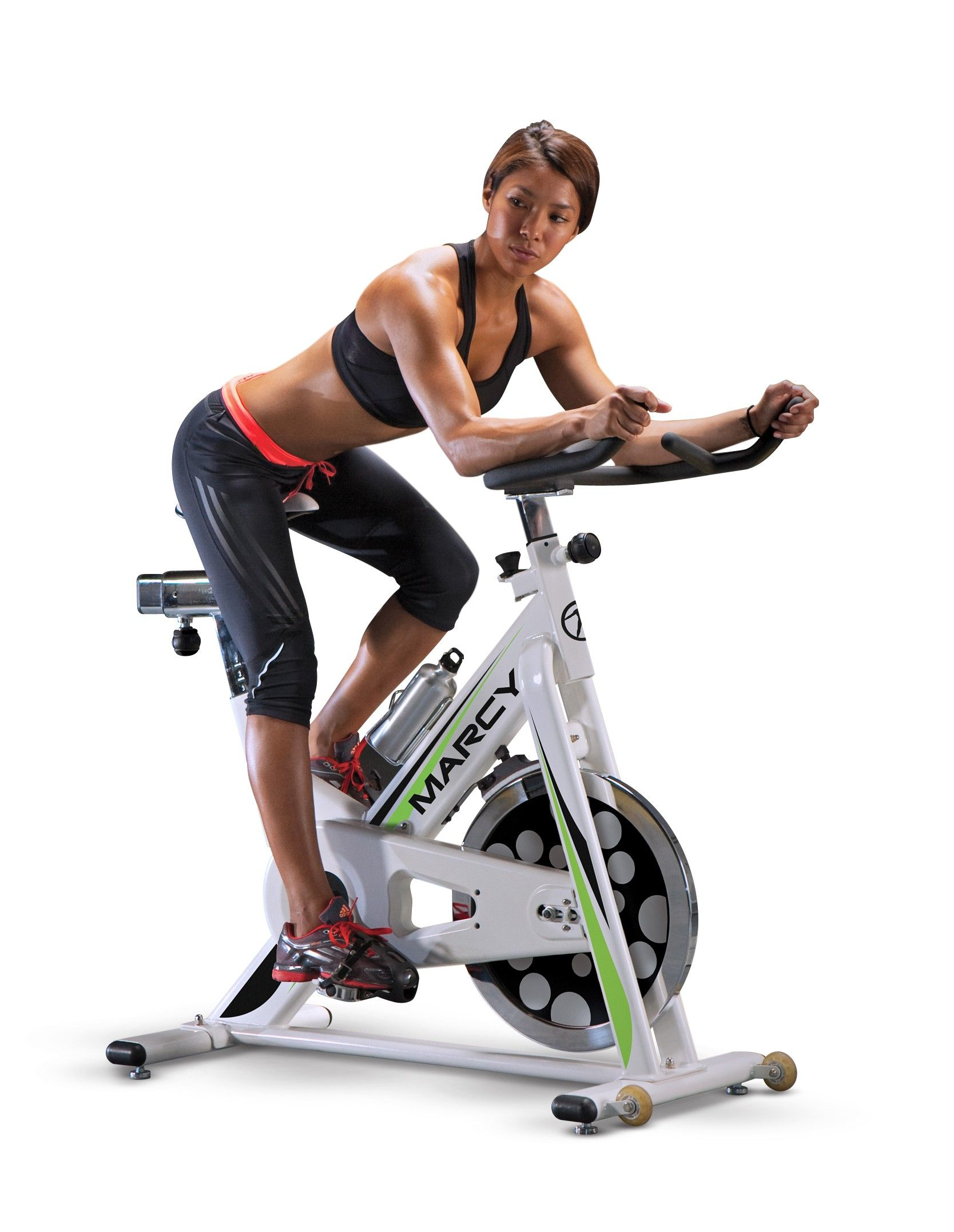 Marcy Deluxe Club Revolution Cycle Nsp 122 Retired Biking Workout Cycling Workout Indoor Training Bike
