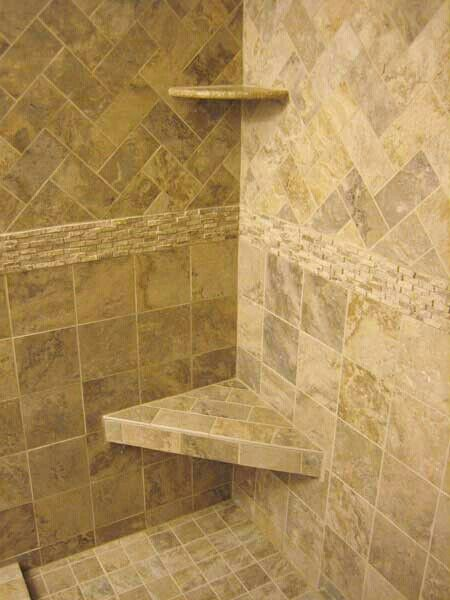 Find This Pin And More On Home Remodeling Small Bathroom Remodel Ideas Tile