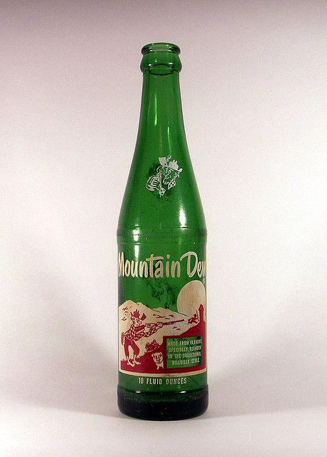 Vintage Canada Dry Wink 10 Oz 1966 Soda Pop Bottle