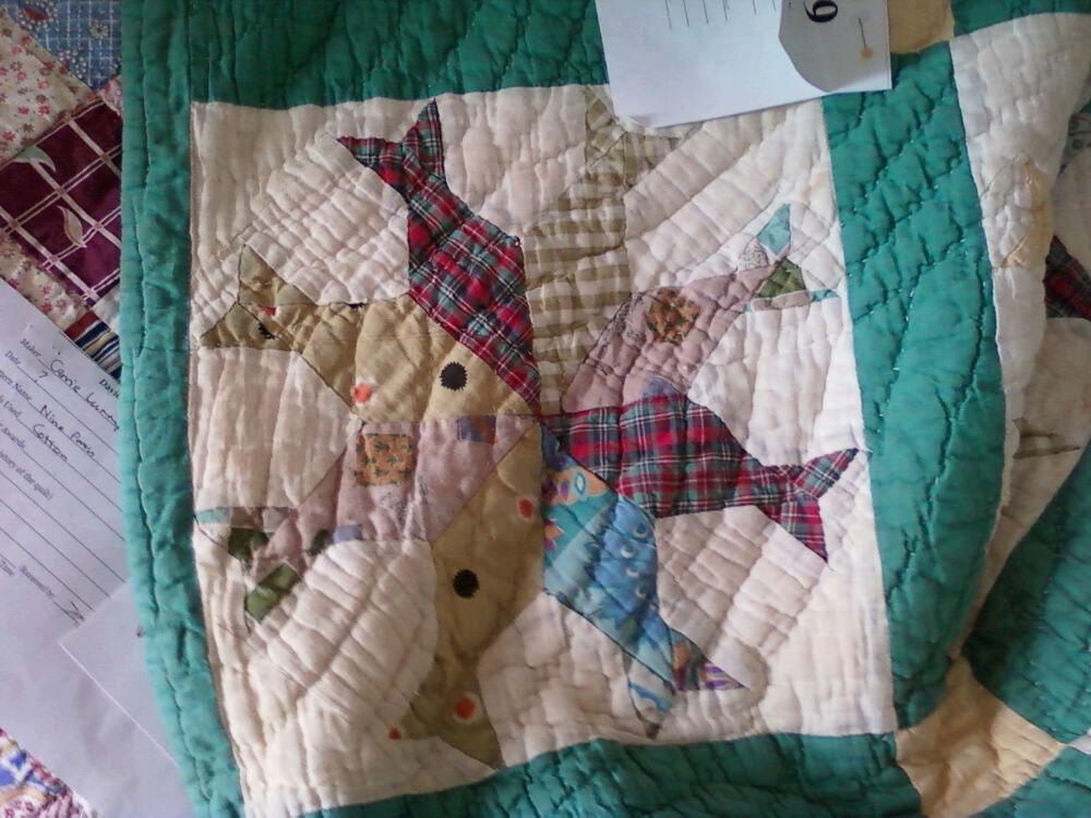 antique fish quilt | Thread: Recognize this pattern? | *Q*U*I*L*T ... : fish quilt block - Adamdwight.com