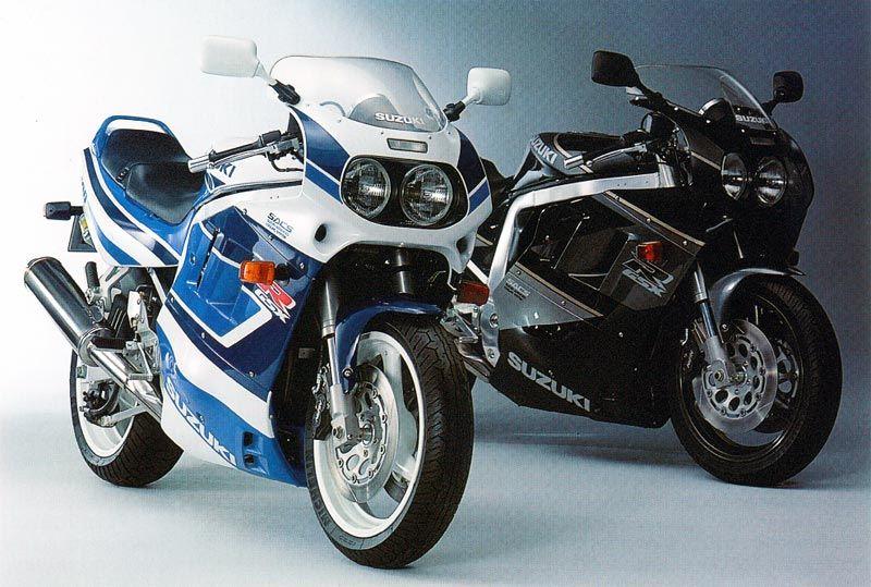 '91 Suzuki GSX-R1100