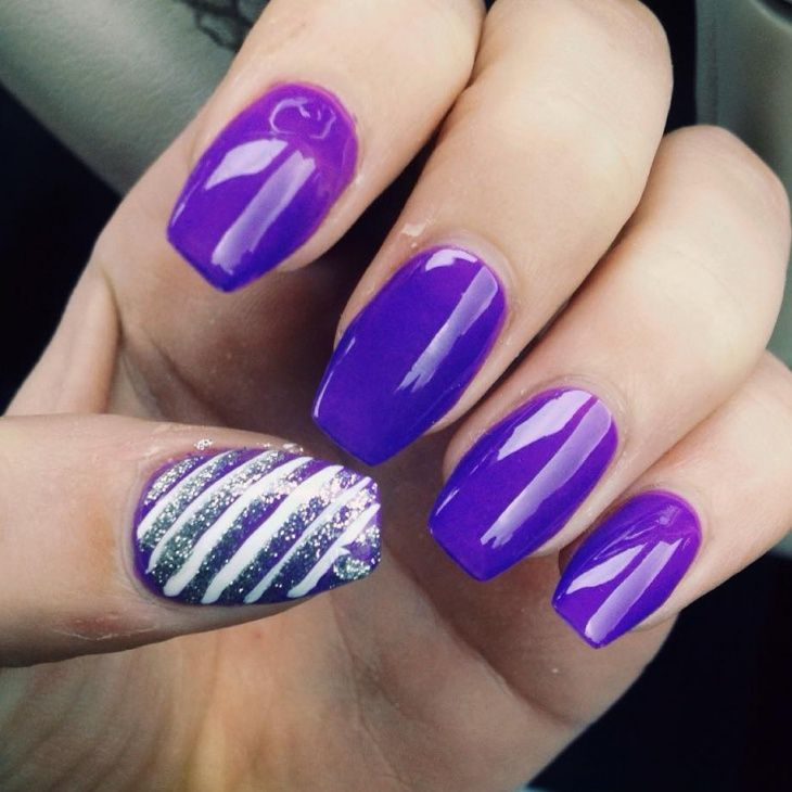 Pretty 55 Acrylic Nail Designs 2018 Nail Art Pinterest Acrylic
