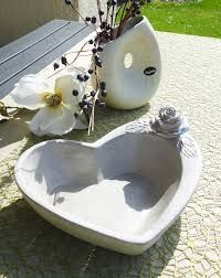 bildergebnis f r beton deko drau en beton cement pinterest concrete cement and cement crafts. Black Bedroom Furniture Sets. Home Design Ideas