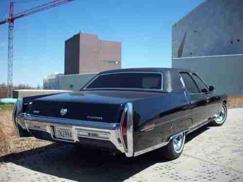 Buy used 1972 Cadillac Fleetwood Brougham Sixty Special in ... | My