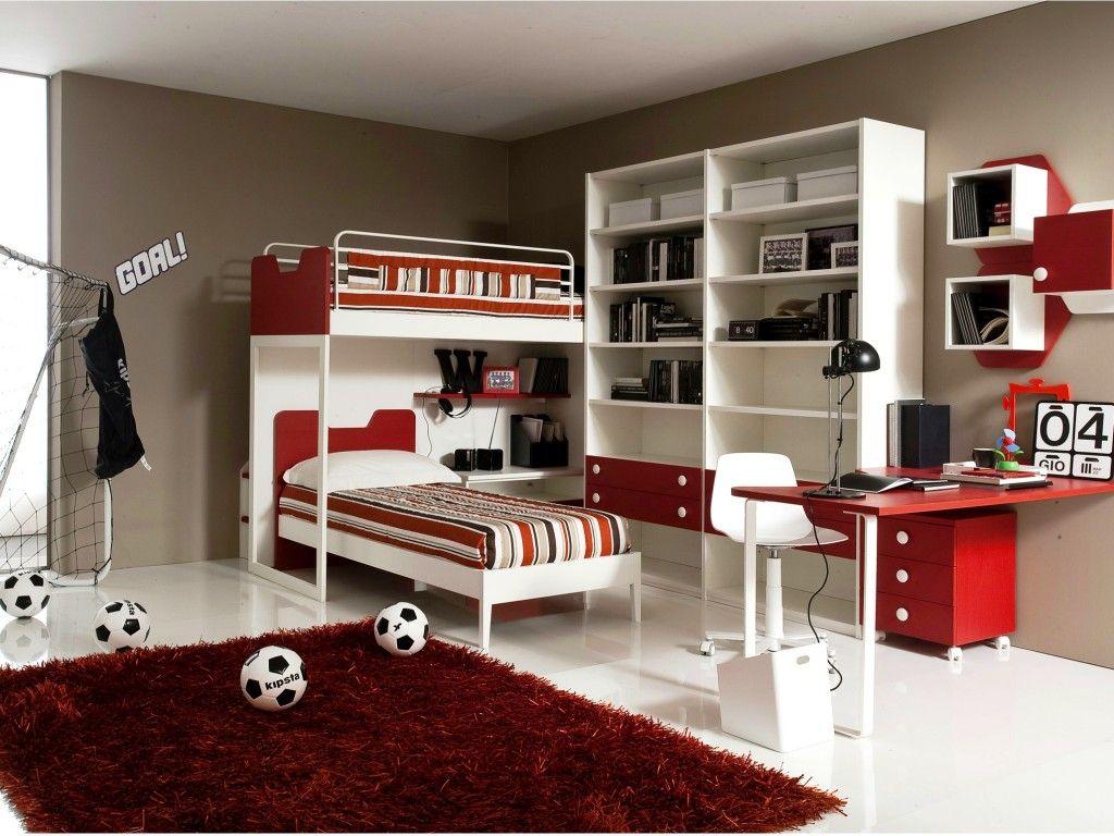Under loft bed decorating ideas  Boys Bedroom Ideas The Important Aspects  azadesign