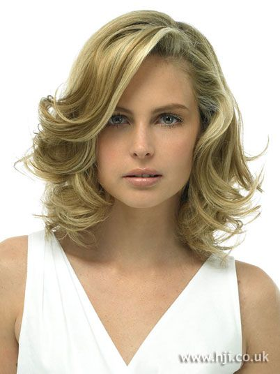Photo of 2006 blonde waves hairstyle