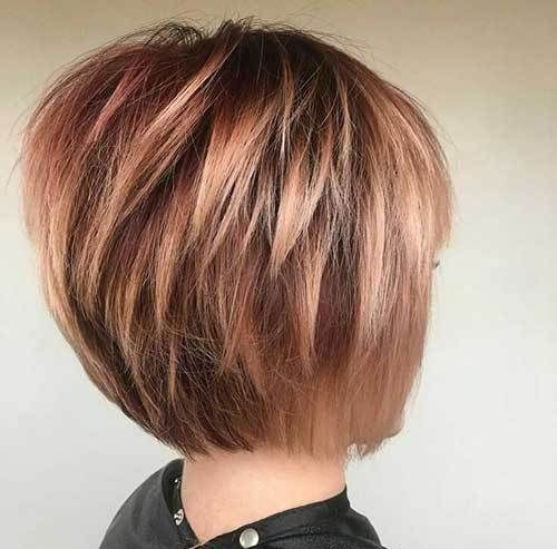 Top 20 Short Hairstyles for Fine Thin Hair - Explore Dream Discover Blog