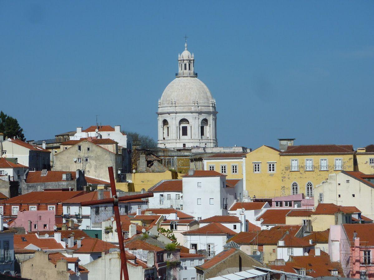 Church of Santa Engrácia Lisbon
