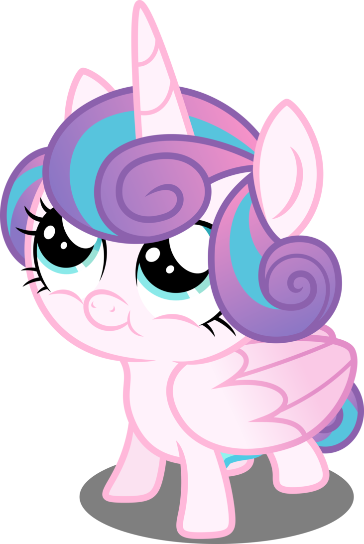 vector 684 flurry heart 2 by dashiesparkle mlp for princess