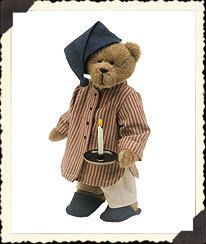 Ebenezer S. Jodi Bear from Boyd's MINT w/ TAGS !