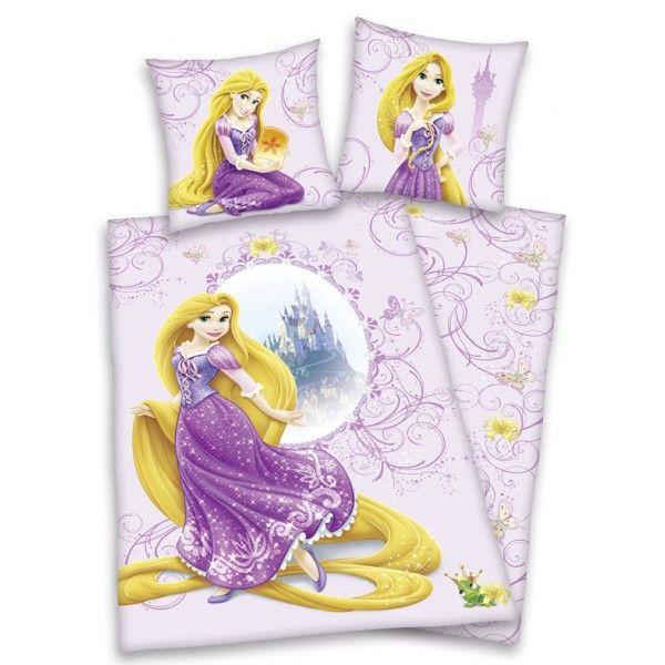 Housse De Couette Raiponce Disney Princess Avec Taie Housse De Couette Disney Raiponce Disney