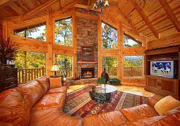 tn mountain for in of smoky beautiful outside cabins spring gatlinburg a rentals cabin
