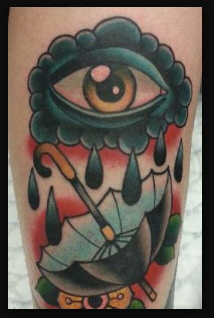 Eye Of The Storm Tattoos Pinterest Tattoos Cloud Tattoo And