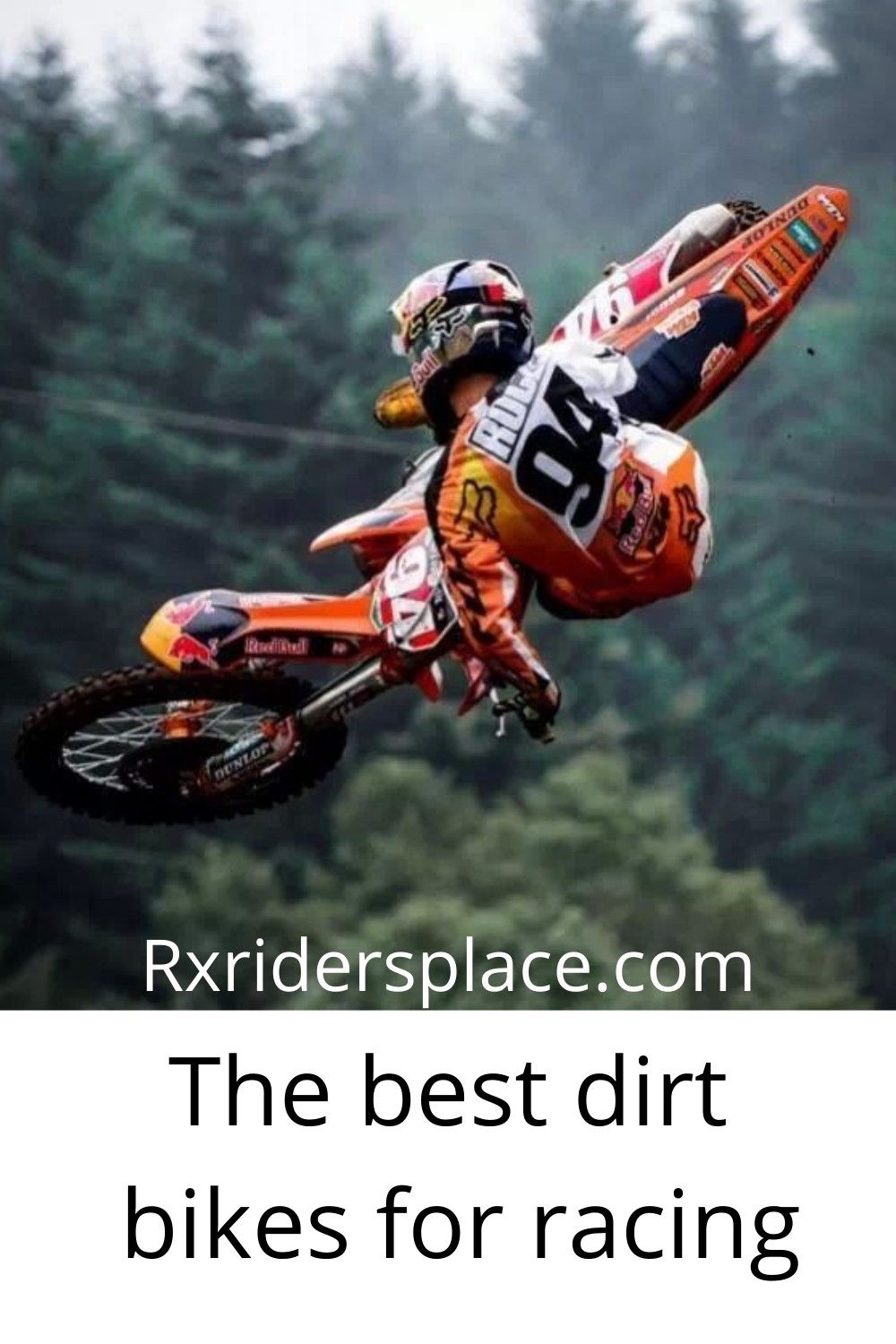 The Best Dirt Bike For Racing A Detailed Guide With Pricing In