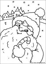 Christmas Coloring Pages On Coloring Book Christmas Coloring Pages Christmas Coloring Books Santa Coloring Pages