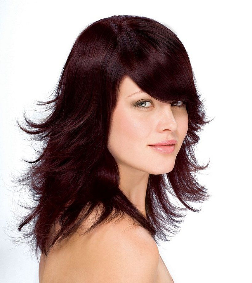 Long Layered Straight Hairstyles Wi simple and