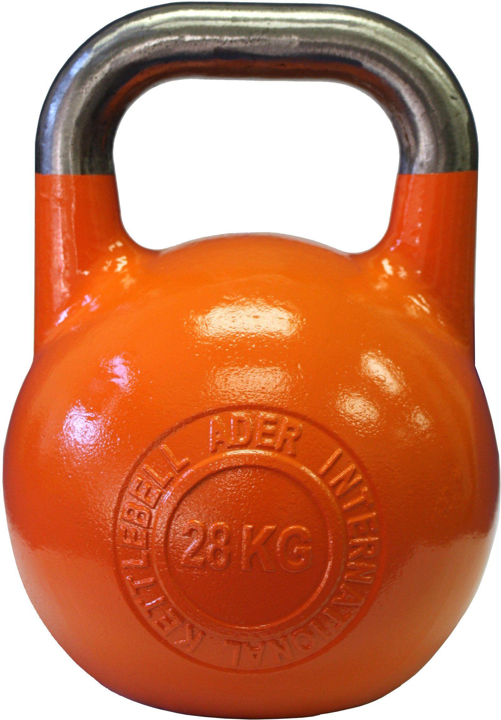 Ader Pro Grade International Kettlebell 28 Kg 62
