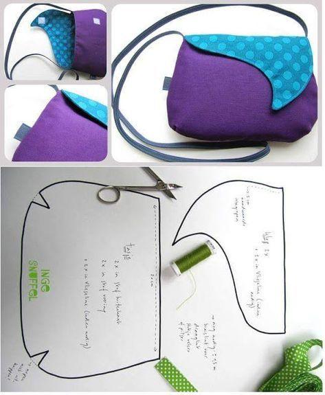 Photo of 5 Moldes de Bolsas para imprimir #Bolsas ver, veja, fazer, como fazer, verefazer, sites diy, ideias, dicas, técnicas de criatividade, tutor, como criar, passo a passo