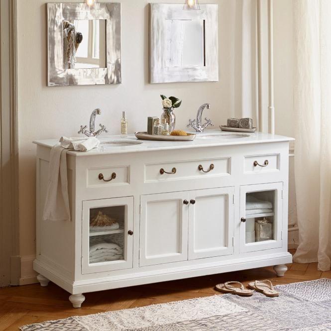 Waschtisch Belmont - Landhaus Look Waschtisch Pinterest - bad landhausstil