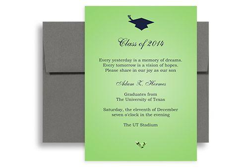 Graduation Invitation Wording Graduation Pinterest Graduation - best of wedding invitation samples text
