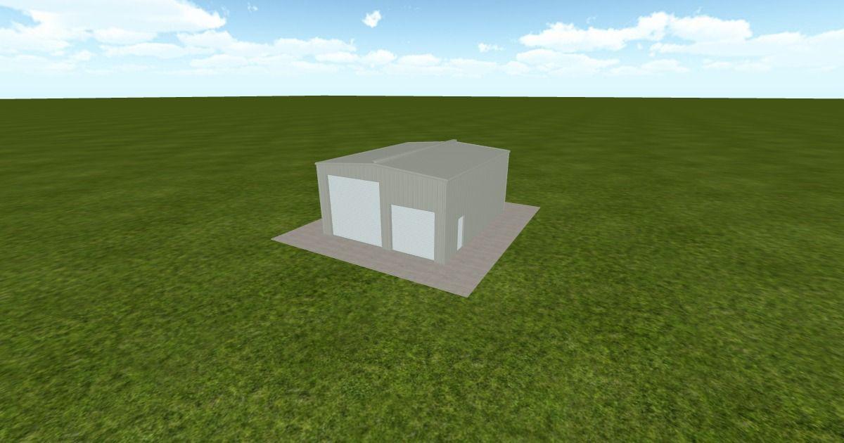 Cool 3D #marketing http://ift.tt/28St8HT #barn #workshop #greenhouse #garage #roofing #DIY
