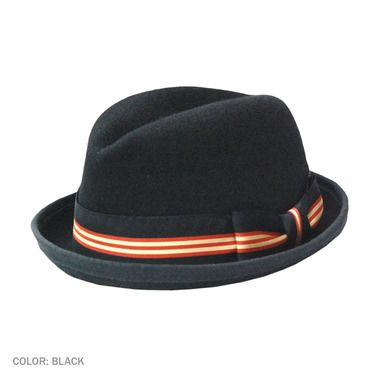 Homburg by Stitch Hats. Get it at villagehatshop.com.  d3d1c4e0b65