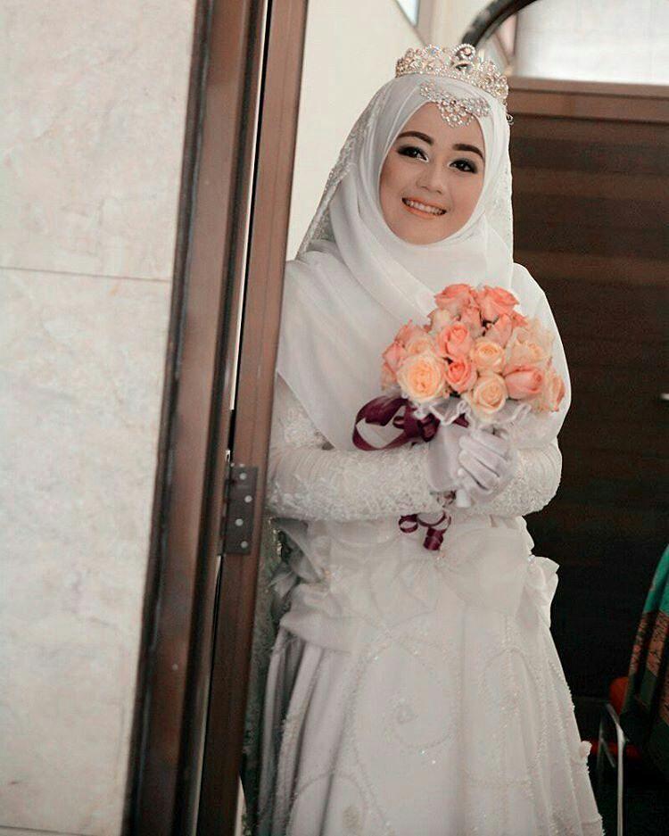 Pin Di Hijab Wedding