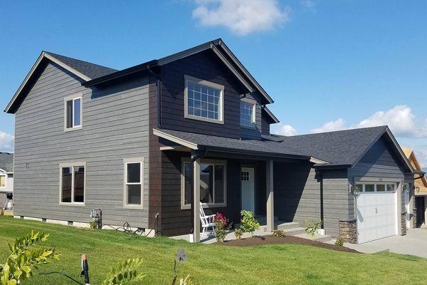 Rusticseries Lap Siding House Siding Fiber Cement Siding House Architecture Design
