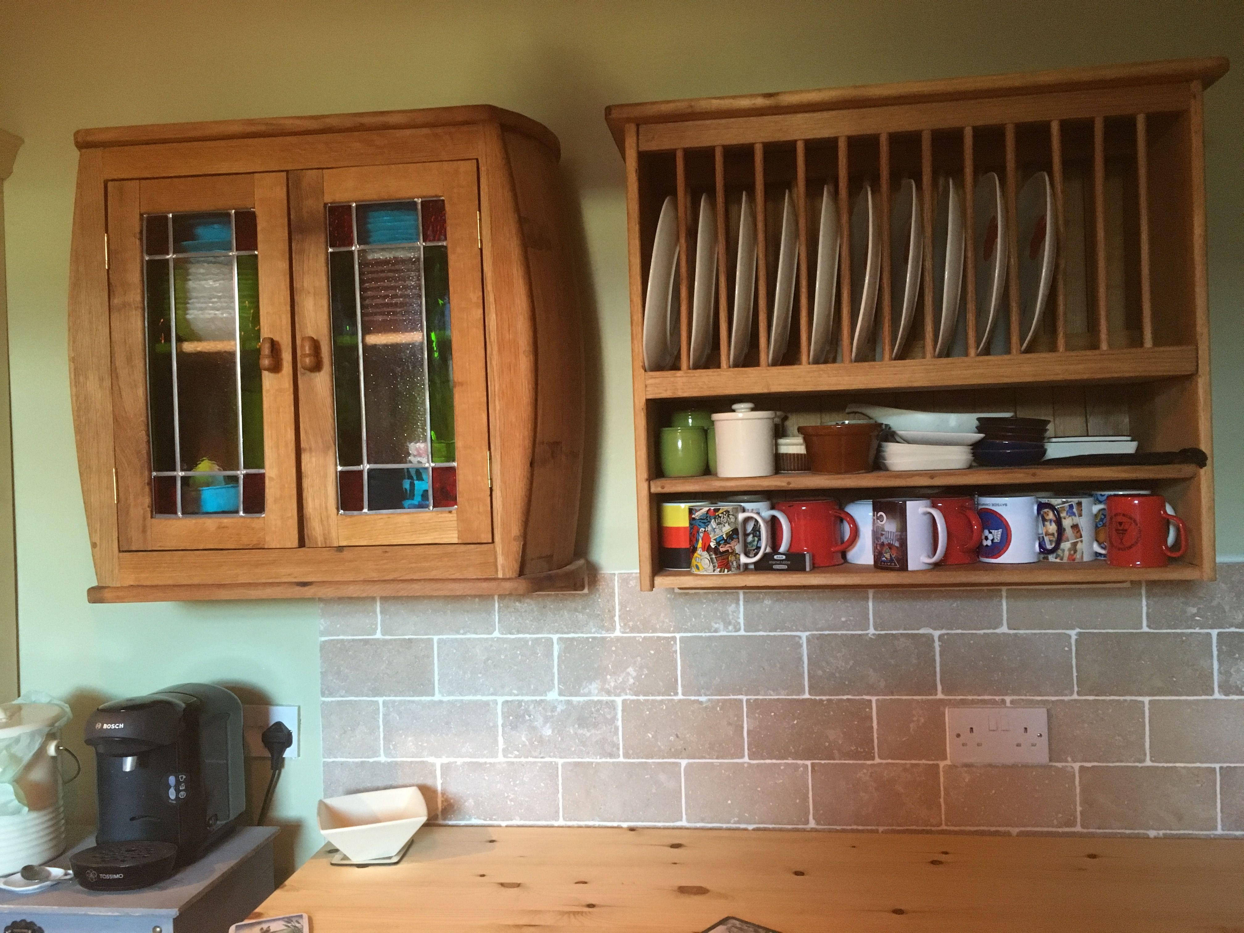 Best Rustic Simplicity Cupboards Shabby Chic Kitchen Cooking 640 x 480