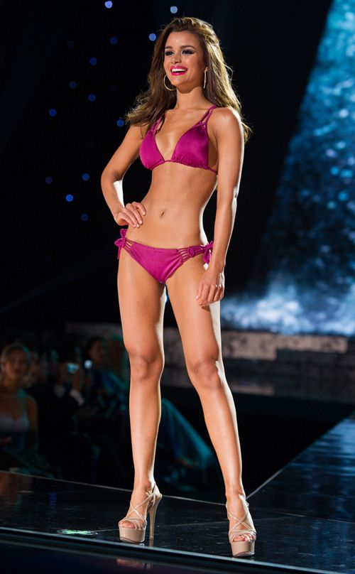 Top 15 Miss Universe Bikini 2015 15 Countries  Miss -1114