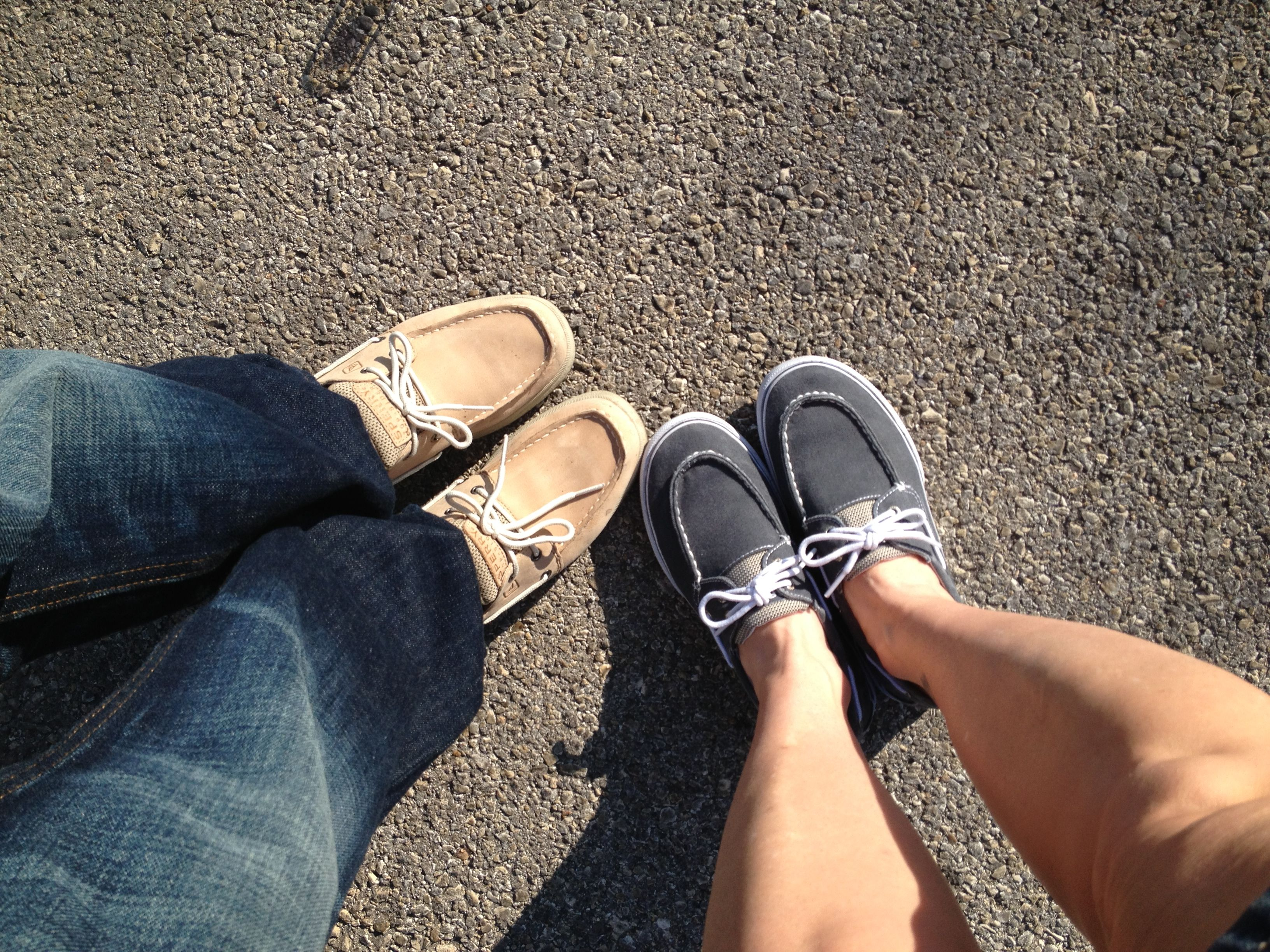 sperry love. lesbians love their sperry shoes lgbt lesbian fashion