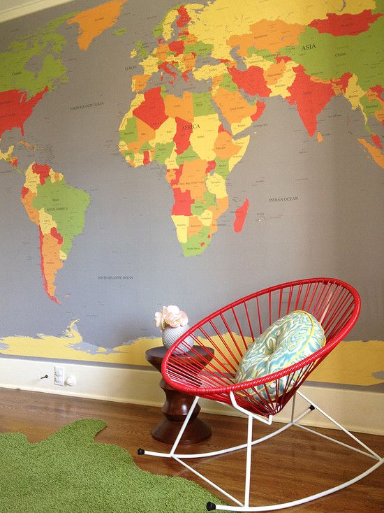 I think a giant world map would be cool in the homeschool area i think a giant world map would be cool in the homeschool area especially once we start traveling as a family gumiabroncs Image collections