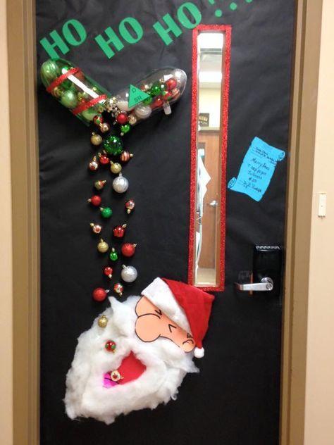 5 Nursing Christmas Decor Ideas That Are Fun And Easy Door Decorations Classroom Christmas Diy Christmas Door Decorations Christmas Door Decorating Contest
