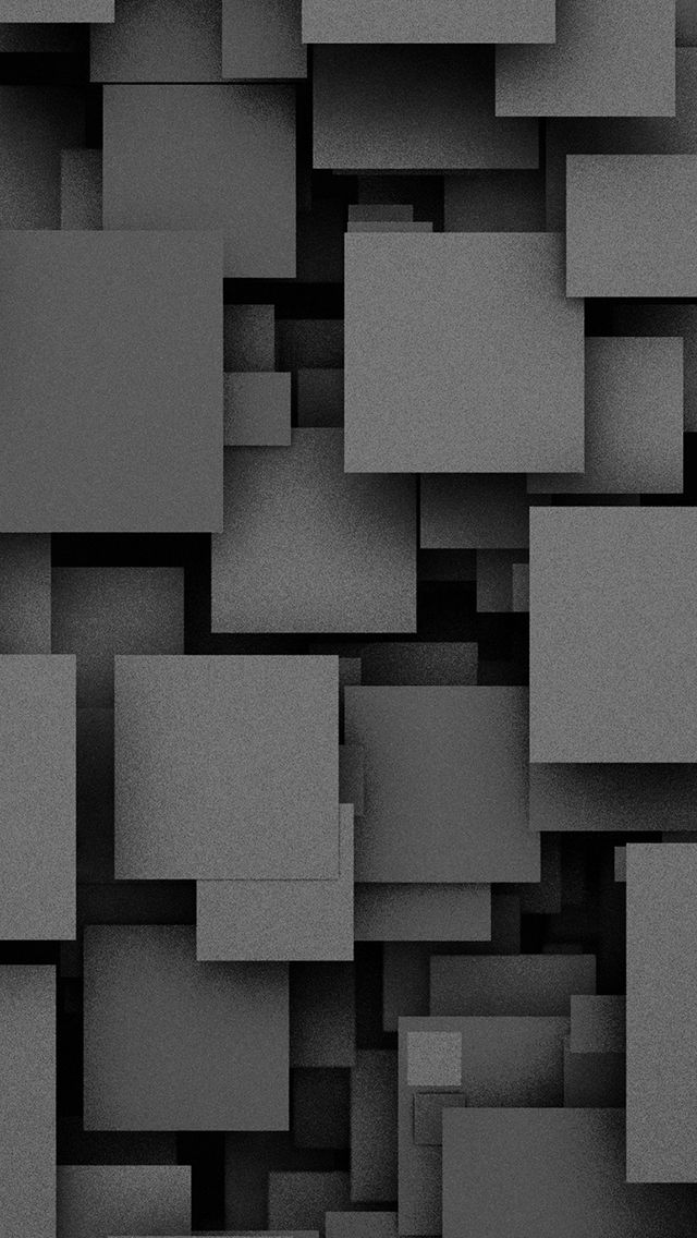 Square Party Dark Pattern IPhone 5s Wallpaper