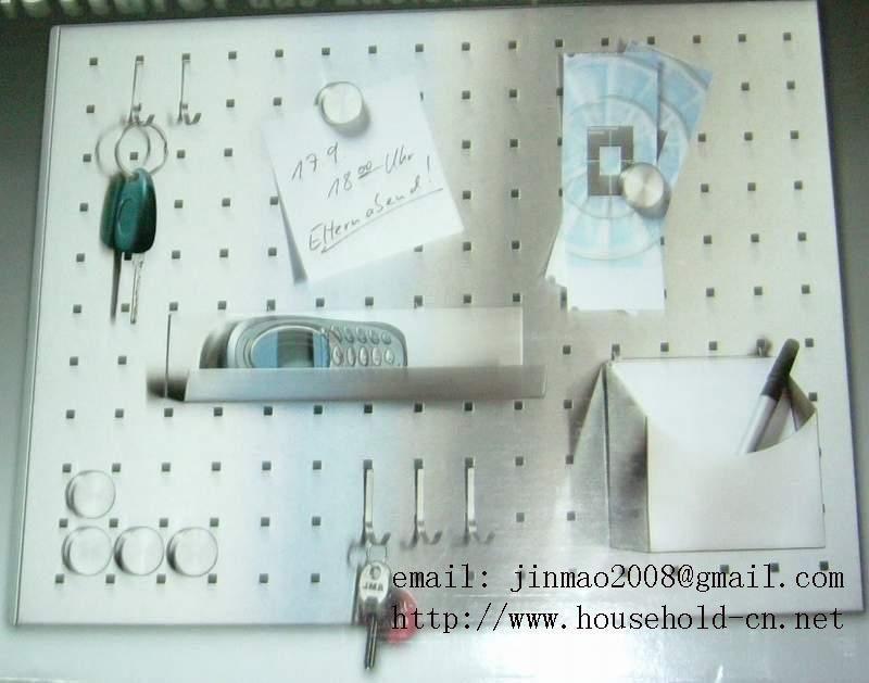 Image detail for -Door hanger Memo board Letter hanger Key rack key panels Newspaper ...