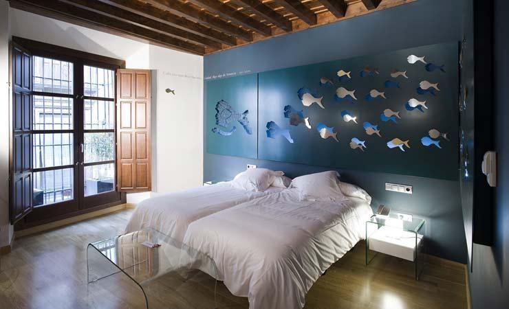Hotel Gar-Anat Hotel de Peregrinos - Hoteles con Encanto en Granada Capital - Rusticae