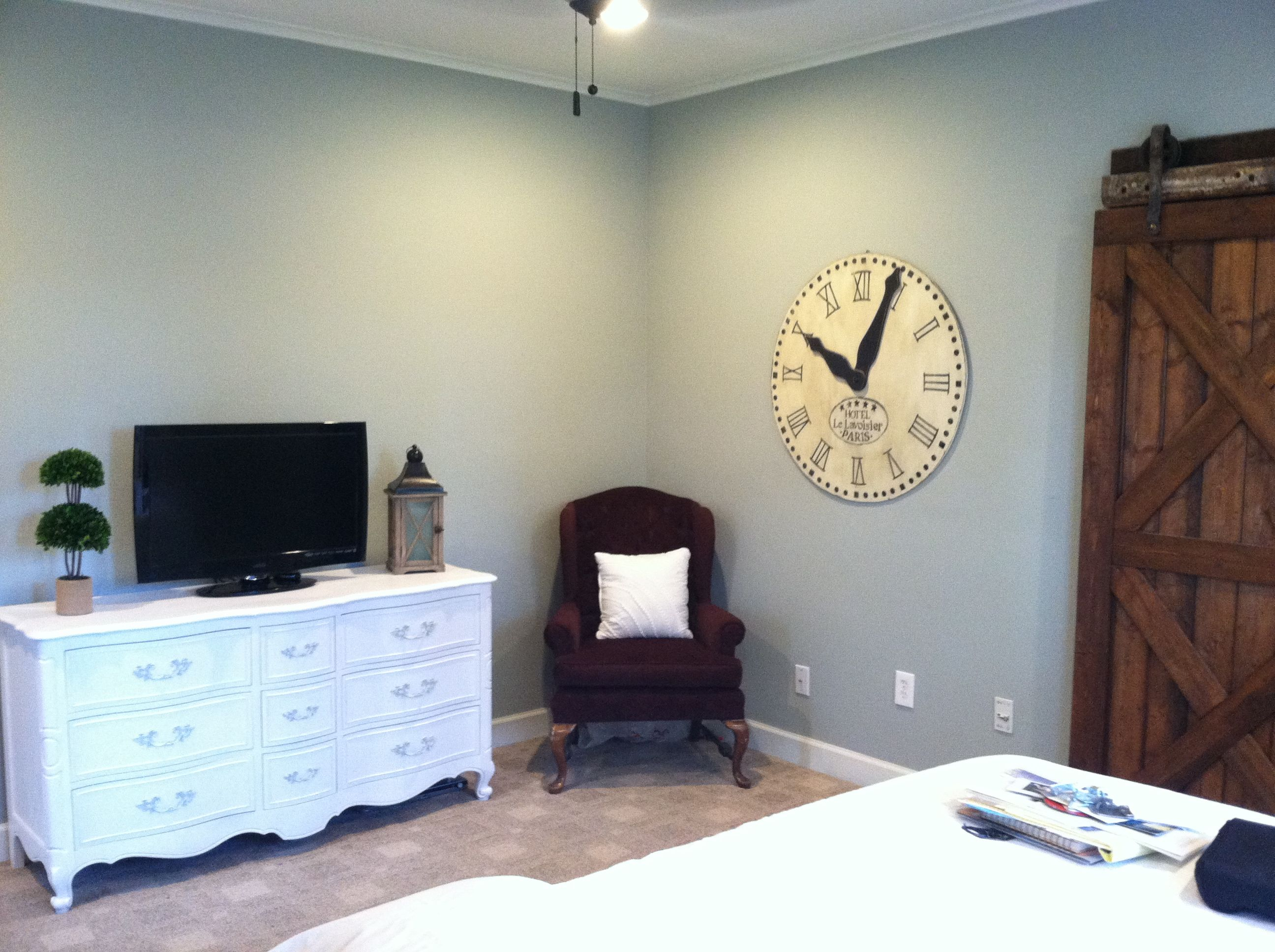 Magnetic Gray By Sherwin Williams Paint Colors For Living Room
