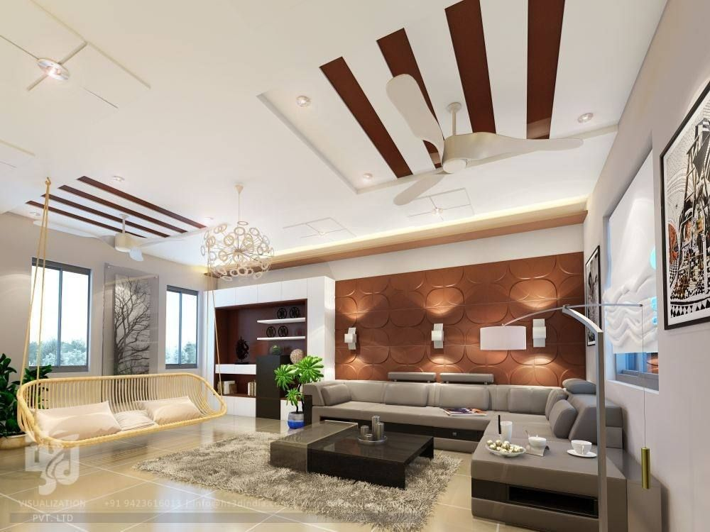 Livingroom Interiordesign 3d Hs3dindia Archdaily Archdesign