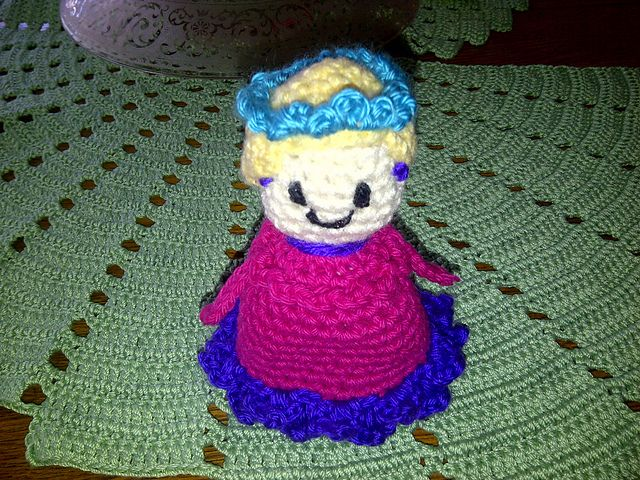 1aed928f0 Ravelry  momgillings made Grandma Perkins Magical Flower Child Crochet  Pattern for her granddaughter. Free pattern