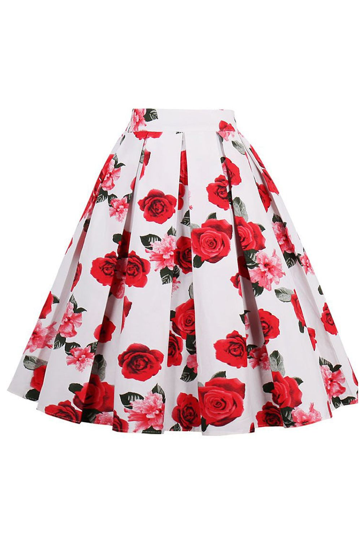 dfd5750ce1 Cheap print pleated skirt, Buy Quality fashion pleated skirt directly from  China pleated skirt Suppliers: Dasbayla 2017 Women Print Pleated Skirts  faldas ...