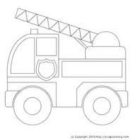 Excavator Malvorlagen Kinder Feuerwehr Vorlagen