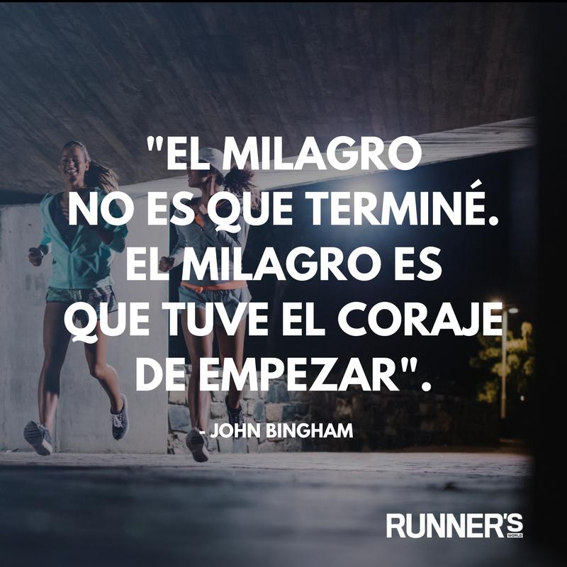 Fraes Motivación Correr Runner Running Motivación