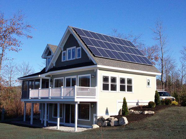 New Construction Making New House Solar Ready Craftsman Exterior Craftsman Home Exterior Solar House
