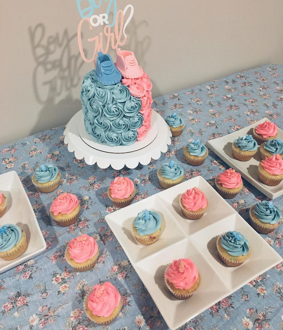 50 gender reveal ideas for party decoration you are sure