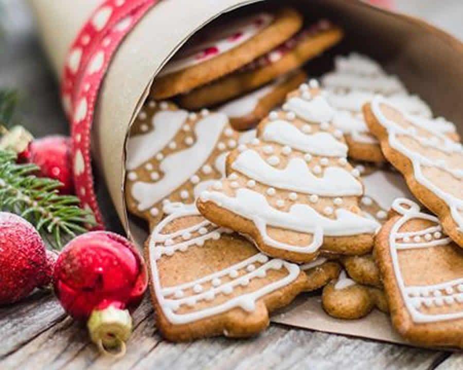 Spéculoos de Noël au thermomix | Gâteaux de noël au ...