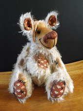 Wee Beary Tails - Artist Bears and Handmade Bears