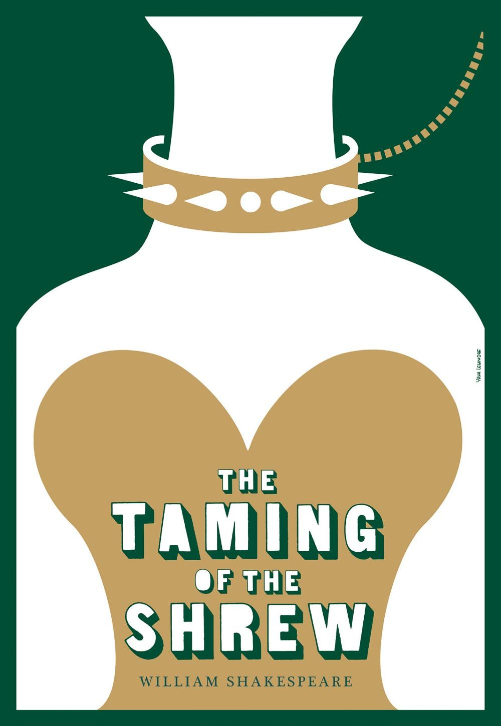 yann legendre the taming of the shrew poster shakespeare yann legendre the taming of the shrew